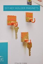 Fridge Magnet Key Holder