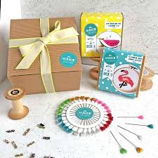 Craft Craft Lovers Gift Box By The Make Arcade Notonthehighstreetcom