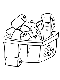 Třídění Odpadu Omalovánky I Creative Cz