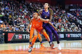 WNBA suspends Brittney Griner and Kristine Anigwe following brawl - Swish  Appeal