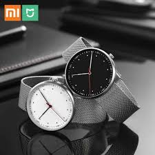 XIAOMI Mi <b>Mijia QUARTZ Smart Watch</b> Life Waterproof with Double ...