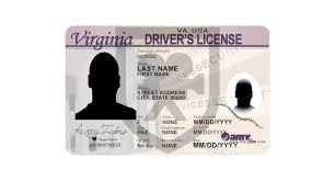 The Virginia Ltd License Driver's Specialists