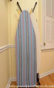 Best 25+ Wide ironing board ideas on Pinterest | White board walls ... & Susan from Between Naps on the Porch shows off her new wide ironing board. Adamdwight.com