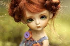 76+] Cute Doll Wallpaper on WallpaperSafari