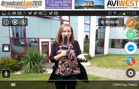 AVIWEST at BroadcastAsia2015 | LIVE-PRODUCTION.TV