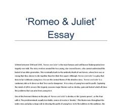 romeo and juliet critical essayessay of romeo and juliet essay romeo and juliet romeo juliet essay quotesgram home uncategorized romeo