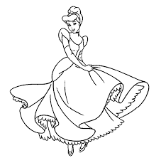 Princess Colouring Pages Gallery Images Color Funycoloring