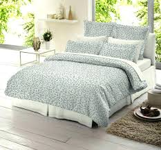 king size cover white luxury duvet set silver sequin