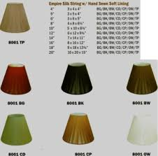 modern string lamp shade