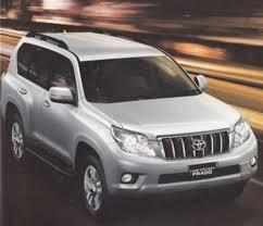 Toyota Land Cruiser Prado V8 laptimes, specs, performance data ...