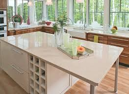 pros cons costs countertop options kitchen 2018 white quartz countertops