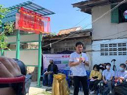 สวนสาธารณะฉบับกระเป๋าแห่งแรกชุมชนคลองเตย - สำนักข่าวไทย อสมท
