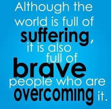 Quotes About Overcoming Suffering. QuotesGram via Relatably.com