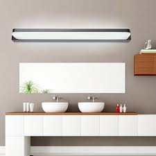 lighting for mirrors. aliexpresscom buy 120cm led bathroom wall light lamps modern mounted bar decoration lights ac 110v220v mirror tops from reliable lighting for mirrors s