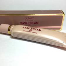 o leary excellent base cream under make up 100 asli ran foundation dan moisturing pin bb