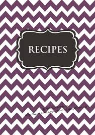 recipes binder cover. Brilliant Binder Il_570xn With Recipes Binder Cover N