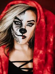 little red riding hood you shur are looking good you re everything that the big bad wolf could ever want makeup younique makeup