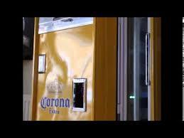 Corona Vending Machine For Sale Gorgeous Corona Machine YouTube