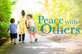 Hasil gambar untuk berdamai dengan masalah kartun