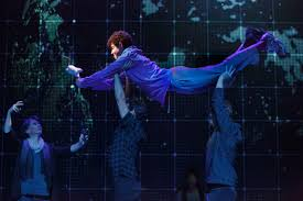 theatre review the curious incident of the dog in the night time  theatre review the curious incident of the dog in the night time at the ahmanson