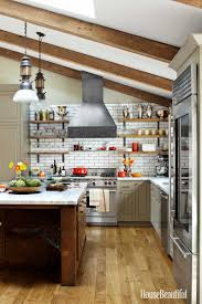 Steel Shelf For Kitchen Steel Kitchen Design Industrial Kitchen Design Ideas