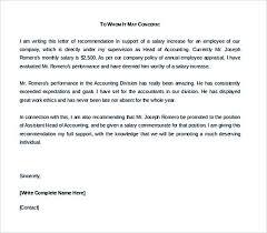 Letter Of Understanding Template Word Understanding Professional Letter Format