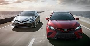 Official 2018 Toyota Camry site. Find a new, comfortable mid-size ...