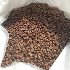 Cà phê hạt pha máy Viking Coffee 1kg - Rang mộc nguyên chất 100% [ Robusta  - Arabica - Culi ]
