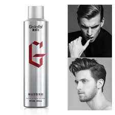 Gaicibi 260 มล สเปรยจดแตงทรงผม สเปรยจดแตงทรงผมชนดแขงพเศษ ชวยใหผมอยทรงนานตลอดทงวน Hair Fiber Styling Hair Holding Spray New Style Hair