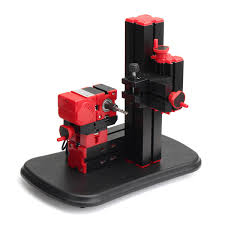 100 240v mini lathe milling machine bench drill machine diy woodworking power tool cod