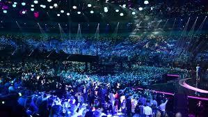 Premiär för stående <b>publik</b> i Eurovision – en succé - Melodifestivalen ...