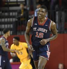 St. John's announces transfer of center Chris Obekpa - College Basketball |  NBC Sports