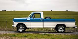 Just A Car Guy: Mercury trucks. They are like a Ford, only Canadian