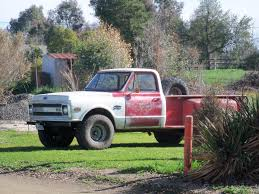 Truck chevy c10 project trucks : All Chevy » 1969 Chevrolet C10 Stepside - Old Chevy Photos ...