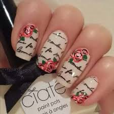 Decorative Nail Art Designs 100 Easy Nail Art Designs Easy nail art designs Easy nail art and 65