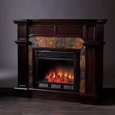 cartwright convertible electric fireplace classic espresso