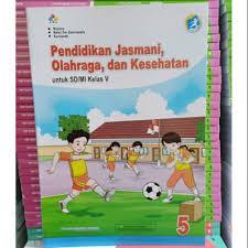 Untuk itu kami membagikan contoh soal uts/pts penjaskes (pjok) kelas 5 sd semester 2 kurikulum 2013 yang disertai dengan kunci jawaban. Buku Penjasorkes Pjok Kelas 5 Sd Mi Shopee Indonesia