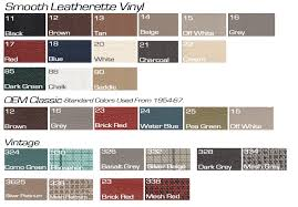 smooth door panel fabrics