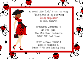 Free Baby Shower Printables  Shower That BabyFree Printable Ladybug Baby Shower Invitations