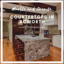 marble and granite countertops in fair oaks ga