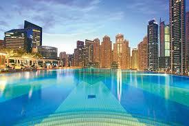 swimming pools in dubai. Simple Pools The Address Dubai Marina In Swimming Pools I