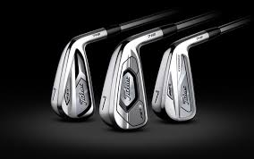 Titleist 718 Irons All Six Of Them Ready To Move From Tour