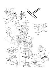 Reel mower parts diagram inspirational western auto wizard lawn tractor parts model ayp9187b89