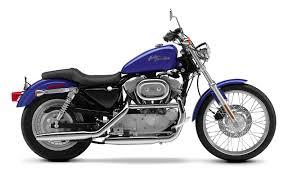 harley davidson xl sportster 883 custom