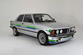 BMW 3 Series bmw 3 series history : This Alpina C1 is a Rare Bit of BMW 3 Series History