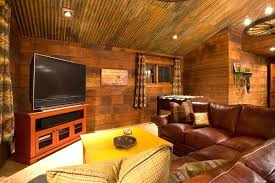 corrugated metal ceiling corrugated metal ceiling family room rustic with plaid pillow traditional wallpaper corrugated metal corrugated metal ceiling