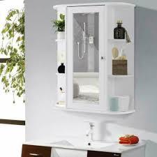 door bathroom wall storage cabinet