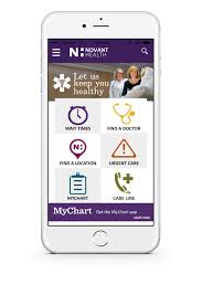 Mobile Apps Novant Health