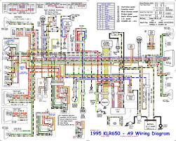 the somewhere between part 2 two klrs to patagonia page 2 i dont know how good the clymar manual is but here is a wiring schematic