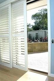 sliding glass door window treatment dressing for doors covering ideas treatments